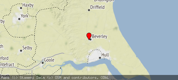 Beverley, East Riding of Yorkshire, United Kingdom