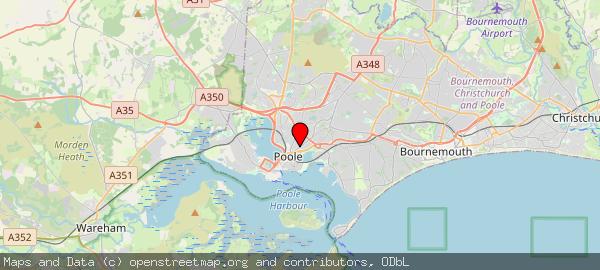 Poole Hospital, Longfleet Road, Poole