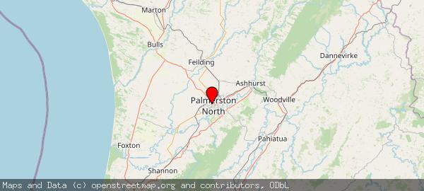 Palmerston North, Manawatu-Wanganui, New Zealand