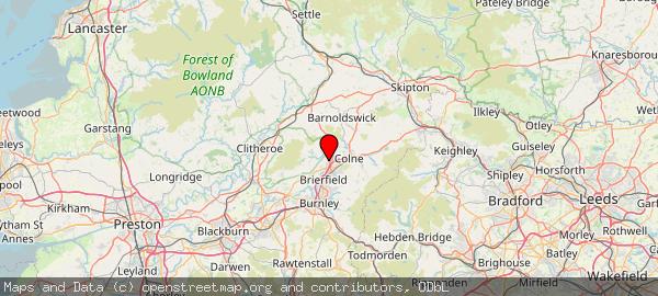 Barrowford, Lancashire