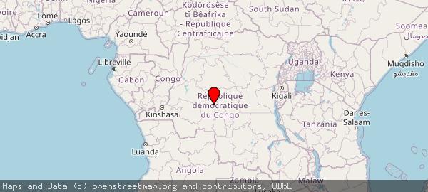 Afrique RD Congo.