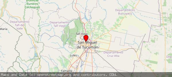 San Miguel de Tucumán, Tucumán, Argentina
