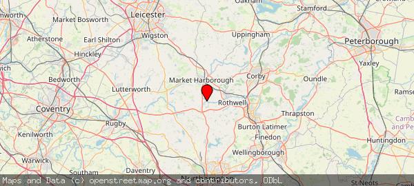 Arthingworth, Daventry District