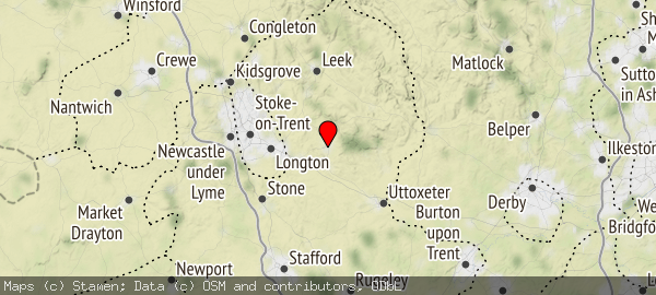 Cheadle, Stoke-on-Trent