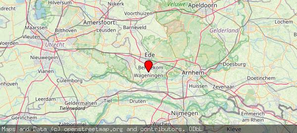 Wageningen University & Research, Wageningen, Nederland