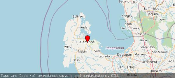 Alaminos, Pangasinan, Ilocos Region, Philippines