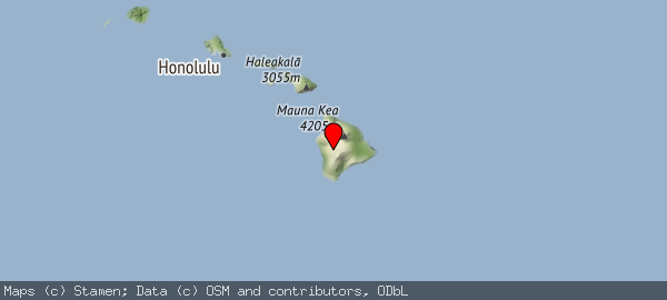 Hawaii County, HI