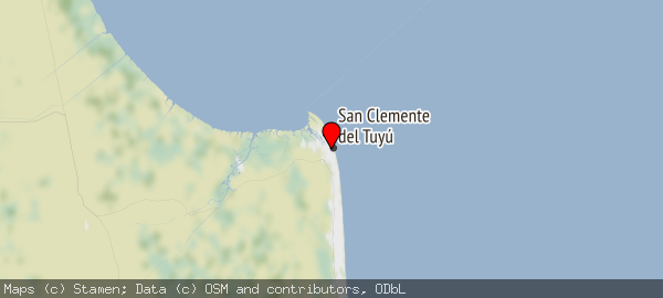 San Clemente del Tuyu, Buenos Aires, Argentina