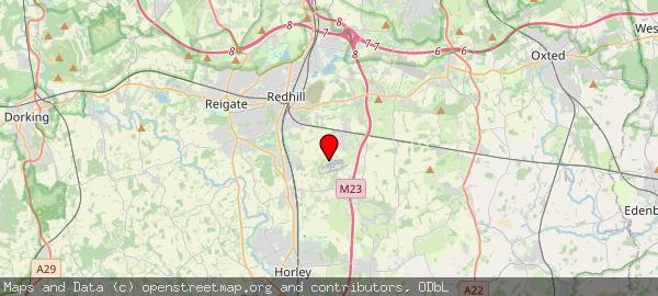 Redhill Aerodrome, Kings Mill Lane, Redhill