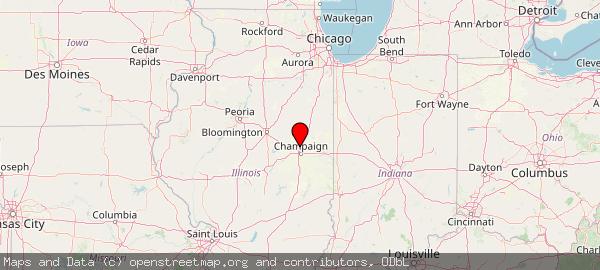 Champaign County, IL, United States
