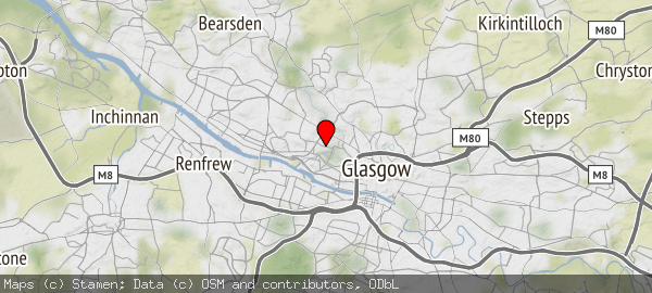 University of Glasgow, University Avenue, Glasgow, United Kingdom