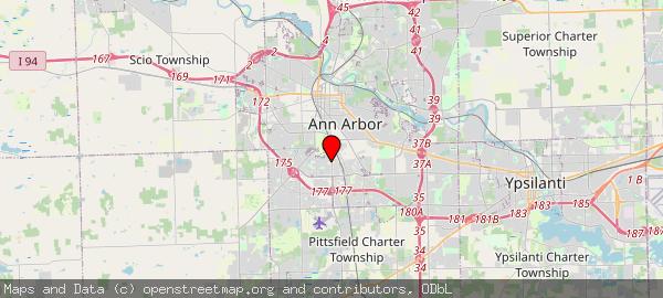 Ann Arbor, MI, South State Street, Ann Arbor, MI, United States