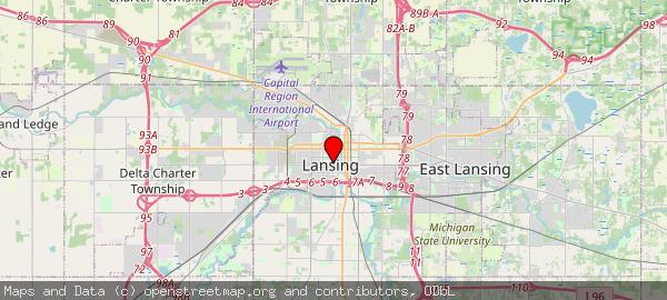 124 W Michigan Ave, Lansing, MI, United States