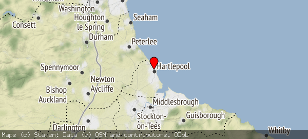 Hartlepool, United Kingdom