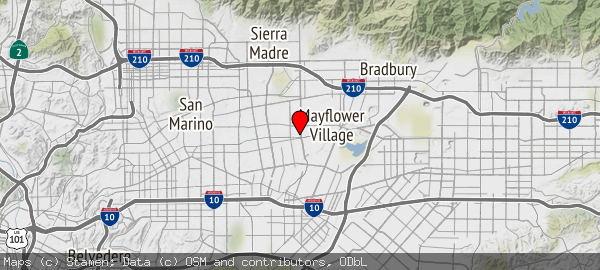 San Gabriel Valley LGBTQ Center, South Santa Anita Avenue, Arcadia, CA, United States