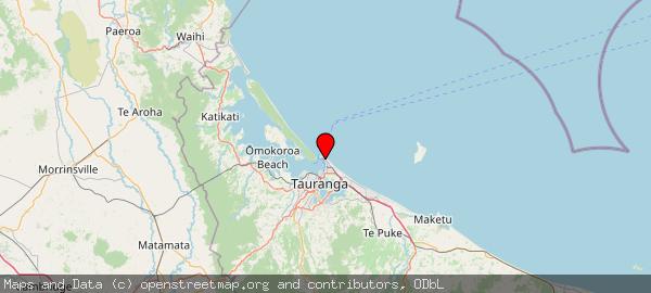 Mount Maunganui, Tauranga, Bay Of Plenty