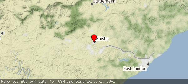 Bisho Central, Bisho, Eastern Cape, South Africa