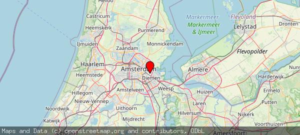 Universiteit van Amsterdam, Amsterdam, Nederland