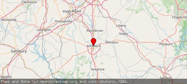 Asheboro, NC, United States