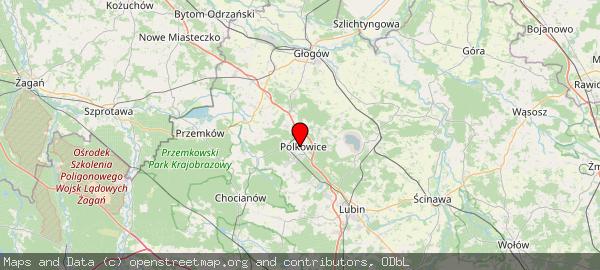 Polkowice, Polska