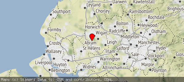 Three Sisters Race Circuit Ltd, Ashton-in-Makerfield