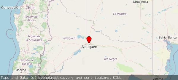 Provincia de Neuquén, Argentina
