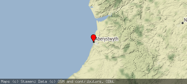 Aberystwyth and Ceredigion