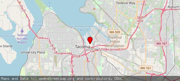 Northwest Detention Center, East J Street, Tacoma, WA, United States
