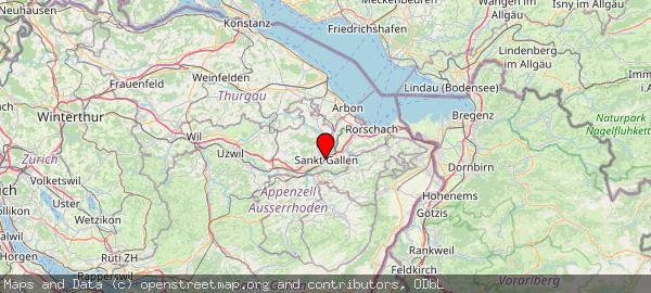 St. Gallen, Schweiz