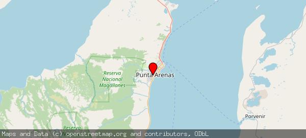 Punta Arenas, Region Magallanes y la Antártica, Chile