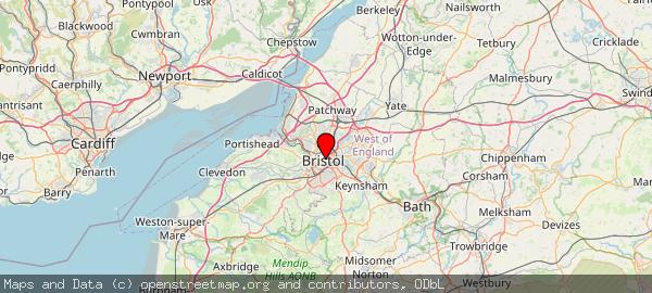 Bristol; South Gloucestershire; North Somerset