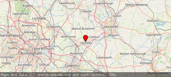Hinckley, Leicestershire