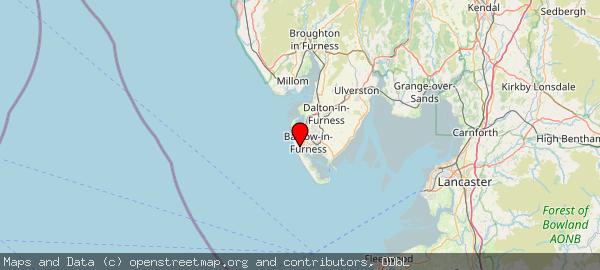 Walney Island, Barrow-in-Furness, Dalton-in-Furness, Barrow-in-Furness District