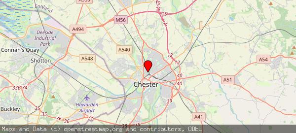 Northgate Ponds, Northgate Avenue, Chester