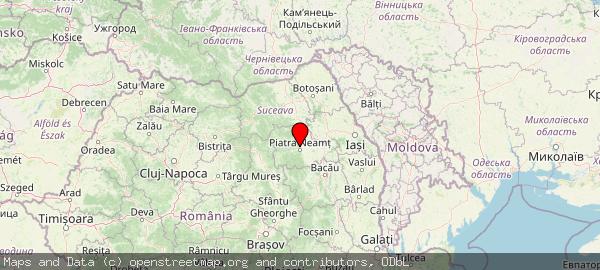 Neamț County, România