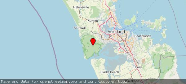 Waitākere Ranges Regional Park, Auckland