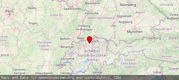 Aargau, Schweiz