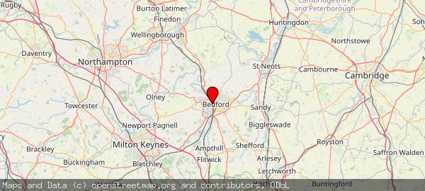 Bedford, Bedfordshire