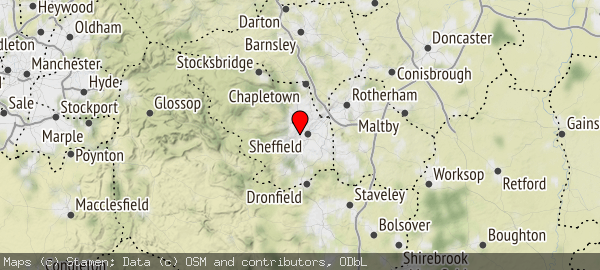 University of Sheffield, Broomhall, Sheffield, United Kingdom