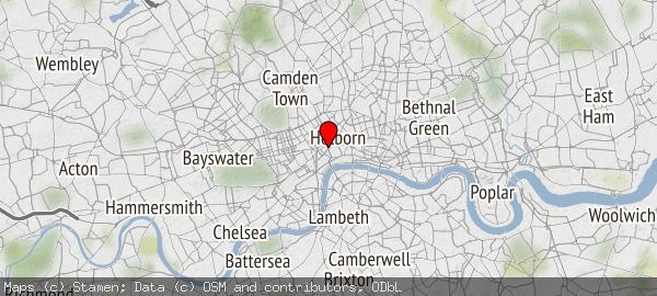 Queen Mary University of London, Lincoln's Inn Fields Campus, Lincoln's Inn Fields, London, United Kingdom