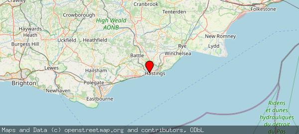 St Leonards-On-Sea, Hastings District