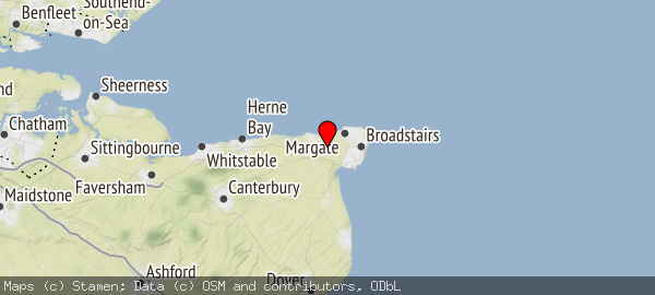 Isle of Thanet, Kent