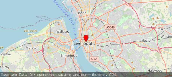 Old Haymarket, Liverpool