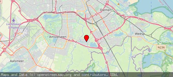 Ouderkerk aan de Amstel, Netherlands