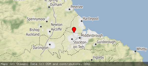 Stockton-on-Tees and Hartlepool