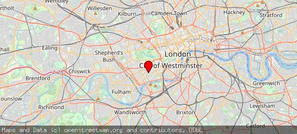Sutton Dwellings, Cales Street, London SW3 3SH