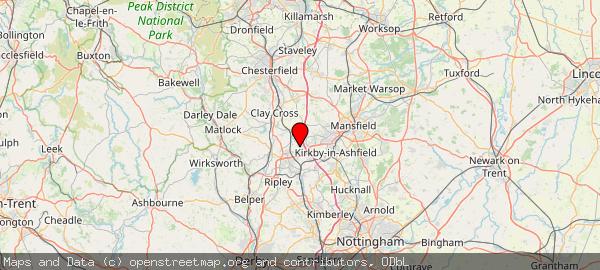 South Normanton, Alfreton