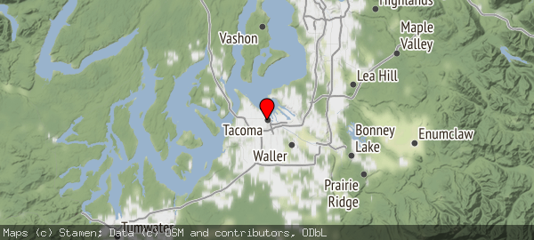 Tacoma, WA, USA