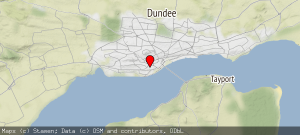 University of Dundee, Nethergate, Dundee, United Kingdom