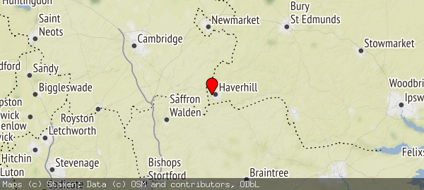 Burton End, Haverhill